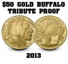 2013 $50 Buffalo Gold Piece