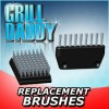 Grill Daddy Replacement Brush & Scraper