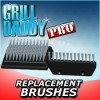 Grill Daddy Pro Replacement Brush and Scraper