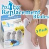 PedEgg Replacement Blades 3 pack