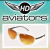 HD Aviators Sunglasses