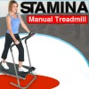 Stamina Manual Treadmill