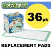 Potty Patch Pads 36 Pack