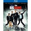 The Big Bang Theory: Season 4 Blu-ray