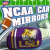 NCAA College Car Mirror Covers