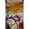 Circus Rider Wood Sign Large - Click Image to Close