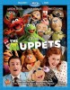 The Muppets (Blu-ray + DVD Combo)
