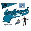 Eastbound & Down Logo Fathead Wall Graphic