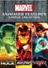 Marvel Animated Features: 3-Movie Collection DVD