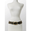 Gemma's Season 5 Three-Strand Studded Contour Belt