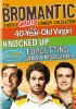The Bromantic: 3-Movie Unrated Comedy Collection DVD