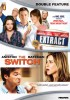 The Switch / Extract (Double Feature) DVD
