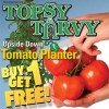 Topsy Turvy Tomato Planters Buy 1 Get 1 FREE