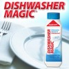 Dishwasher Magic Dishwasher Cleaner and Disinfectant