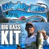 Mighty Bite Lures Big Bass Kit