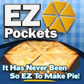 EZ Pockets as seen on TV